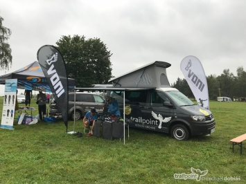 Swimrun Tour Slapy 2019
