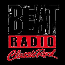 logo rádio Beat transparentní