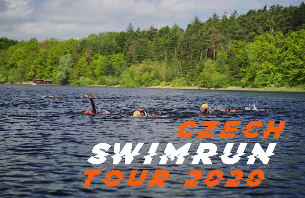 Czech Swimrun Tour 2020 - k článku