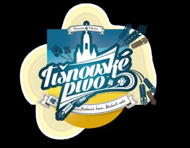 Tišnovské pivo - logo